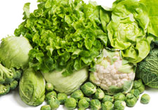 Vegetables, 6 Packs
